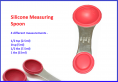 Silicone Measuring Spoon